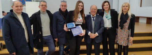 Lucrezia Degli Espositi Pallotti vince il Primo Premio Nazionale di Scrittura