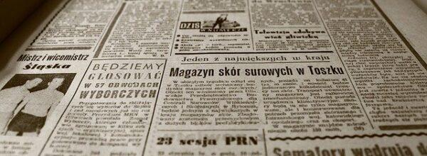 Nuova sezione Rassegna Stampa