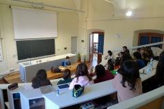 aula anfiteatro
