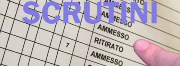 Comunicazione esiti prove giudizi sospesi ed esami integrativi a.s. 2018/2019