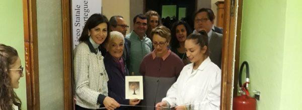 Inaugurato il nuovo Laboratorio di Biologia:  il Forteguerri si afferma come Polo scientifico