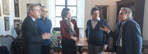 Incontro a Firenze con il Direttore del Conservatorio Luigi Cherubini
