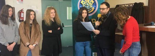 Critici letterari 'in erba': studenti del Forteguerri premiati al Ceppo