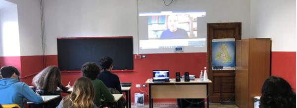 Il professor Berti racconta l'educazione dei giovani a Roma antica