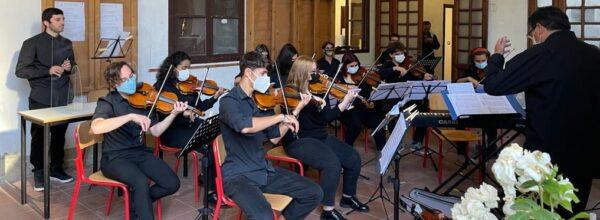 Liceo musicale Forteguerri: concerto del 4 giugno 2021